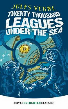 Twenty Thousand Leagues Under the Sea av Jules Verne (Heftet)