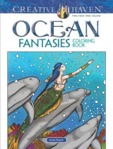 Omslag - Creative Haven Ocean Fantasies Coloring Book