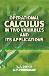 Omslag - Operational Calculus in Two Variables and Its Applications