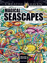 Omslag - Creative Haven Deluxe Edition Magical SeaScapes Coloring Book