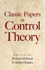 Omslag - Classic Papers in Control Theory