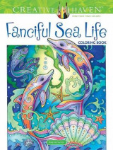 Omslag - Creative Haven Fanciful Sea Life Coloring Book