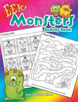 Omslag - EEK! Monsters Activity Book