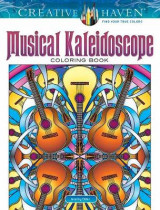 Omslag - Creative Haven Musical Kaleidoscope Coloring Book