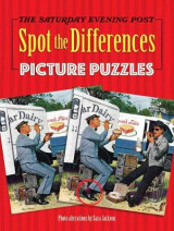 Omslag - The Saturday Evening Post Spot the Difference Picture Puzzles