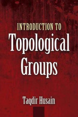 Omslag - Introduction to Topological Groups