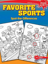 Omslag - SPARK Favorite Sports Spot-the-Differences