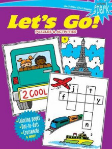 SPARK Let's Go! Puzzles & Activities av Fran Newman-D'Amico (Heftet)