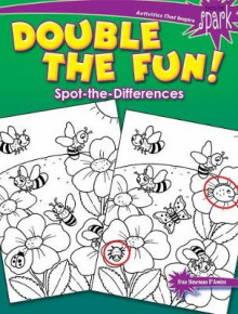 SPARK Double the Fun! Spot-the-Differences av Fran Newman-D'Amico (Heftet)