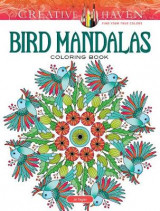 Omslag - Creative Haven Bird Mandalas Coloring Book