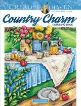 Omslag - Creative Haven Country Charm Coloring Book