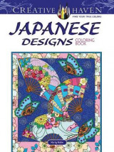 Omslag - Creative Haven Japanese Designs Coloring Book
