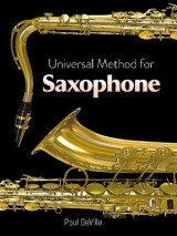 Omslag - Universal Method for Saxophone