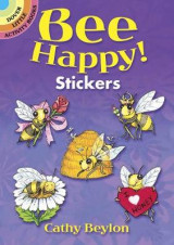 Omslag - Bee Happy! Stickers
