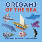 Origami of the Sea av Vanda Battaglia, Pasquale D'Auria, Francesco Decio, Marc Kirschenbaum og Nick Robinson (Heftet)