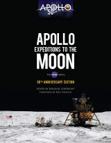 Omslag - Apollo expeditions to the moon