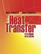 Omslag - A Heat Transfer Textbook