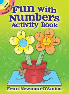 Fun with Numbers Activity Book av Fran Newman-D'Amico (Heftet)