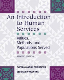 An Introduction to Human Services av Cynthia Cannon Poindexter og Deborah Valentine (Heftet)