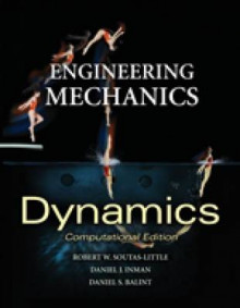 Engineering Mechanics: Dynamics av Robert W. Soutas-Little, Daniel J. Inman og Daniel S. Balint (Heftet)