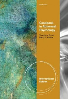 Casebook in Abnormal Psychology av Timothy A. Brown og David Barlow (Heftet)