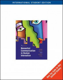 Nonverbal Communication in Human Interaction av Mark L. Knapp og Judith A. Hall (Heftet)