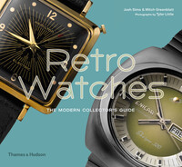 Retro watches av Josh Sims og Mitch Greenblatt (Innbundet)