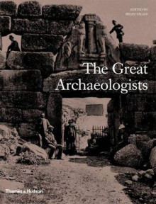 Great Archaeologists av Brian Fagan (Innbundet)