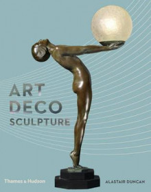 Art Deco Sculpture av Alastair Duncan (Innbundet)