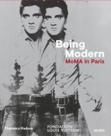 Omslag - Being Modern: MoMA in Paris