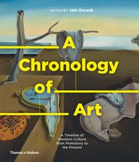 A chronology of art av Iain Zaczek (Innbundet)