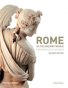 Rome in the Ancient World av David Potter (Innbundet)