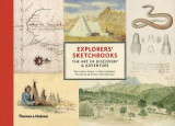 Omslag - Explorers' Sketchbooks