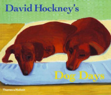 Dog days av David Hockney (Heftet)