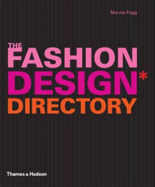 The fashion design directory av Marnie Fogg (Heftet)