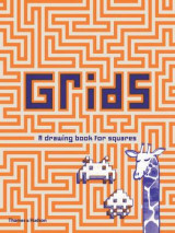 Omslag - Grids for kids. A drawing book for squares