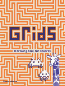 Grids for kids. A drawing book for squares av Jacky Bahbout (Andre trykte artikler)