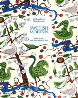 Omslag - Swedish Modern: A Colouring Book of Magical Interiors