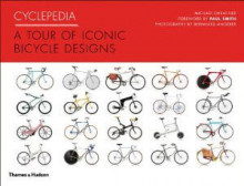 Cyclepedia: A Tour of Iconic Bicycle Design av Michael Embacher (Innbundet)