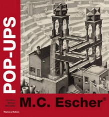 M.C. Escher pop-ups av Courtney Watson Mccarthy (Innbundet)