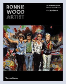 Ronnie Wood: Artist av Ronnie Wood og Richard Havers (Innbundet)