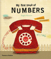 My First Book of Numbers av Angels Navarro  (Heftet)