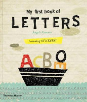 My First Book of Letters av Angels Navarro  (Heftet)
