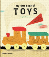 My First Book of Toys av Angels Navarro  (Heftet)