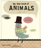 My First Book of Animals av Angels Navarro  (Heftet)