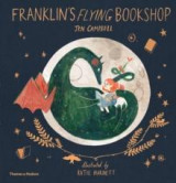 Omslag - Franklin's flying bookshop