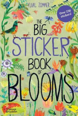 Omslag - The Big Sticker Book of Blooms