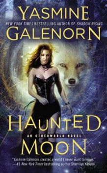 Haunted Moon av Yasmine Galenorn (Heftet)