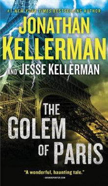 The Golem of Paris av Jonathan Kellerman og Jesse Kellerman (Heftet)