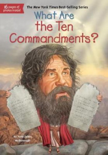 What Are the Ten Commandments? av Yona Zeldis McDonough (Heftet)